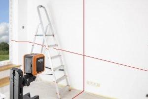 Niveliri i građevinski laseri