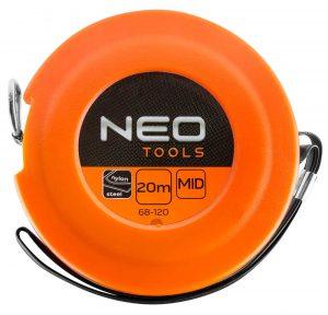 Čelična mjerna traka 20m NEO 68-120