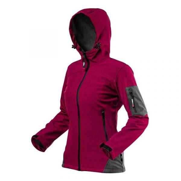 Ženska radna jakna s kapuljačom S-XXL NEO 80-550