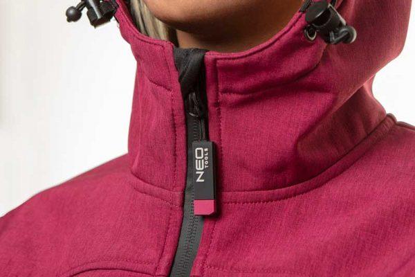 Ženska- radna jakna s kapuljačom S-XXL NEO 80-550