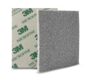 3M Brusna spužva 139x140 mm microfine