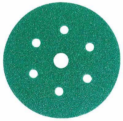 3M Hookit brusni disk 150 mm P40-P60 245 LD601A