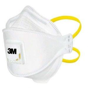 3m maska s ventilom