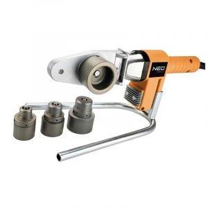 Aparat za varenje plastičnih cijevi 650 W NEO 21-001