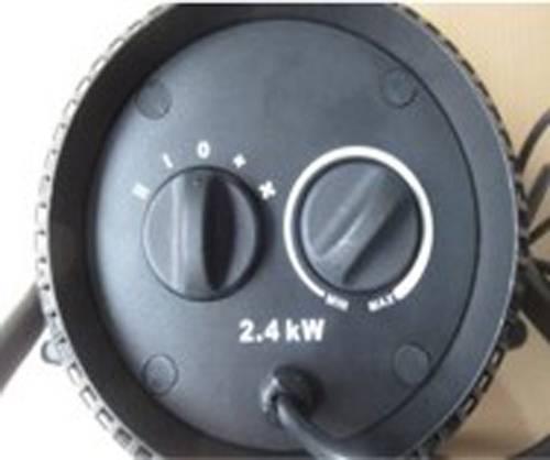 Električna grijalica i ventilator 2400 kW manual NEO 90-07090-071 .