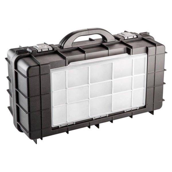 Kutija za alat metalna 555 mm GRAPHITE 84-10084-101