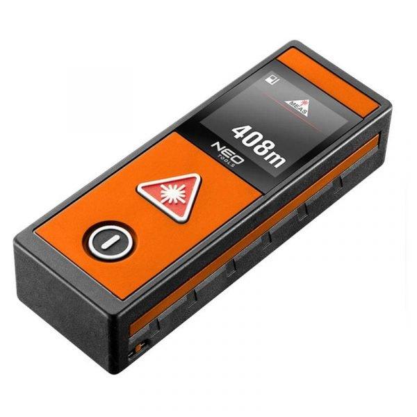 Laserski mjerač daljine 40 m touch screen NEO 75-203
