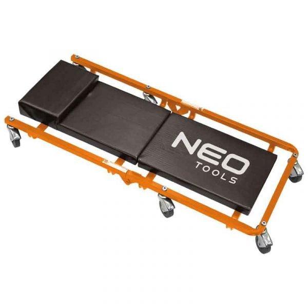 Ležaljka za mehaničare 930x440x105 mm NEO 11-600