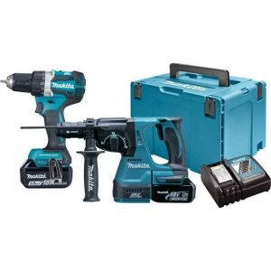 MAKITA Akumulatorski set DLX2191TJ