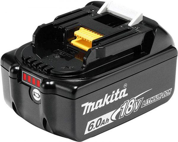 MAKITA LXT baterija 18 V 6.0 Ah BL1860B