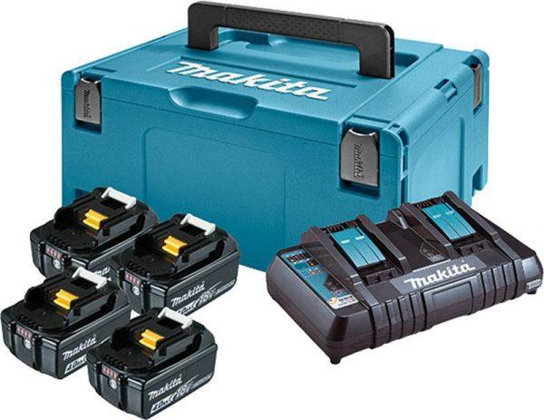 MAKITA LXT set akumulatora 18 V 4.0 Ah