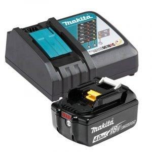 MAKITA LXT set baterija i punjač 18 v 4.0 Ah