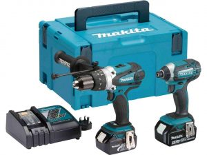 MAKITA akumulatorski set DLX2145TJ