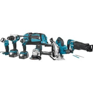 MAKITA akumulatorski set-dlx6088t