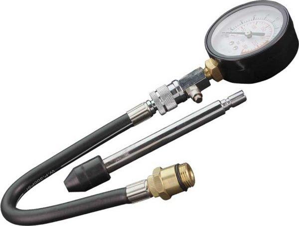 Mjerač kompresije s adapterom benzin NEO