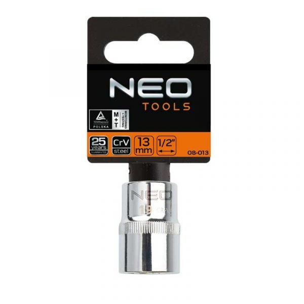 Nasadni ključ 6-erokutni 12 8-36 mm NEO