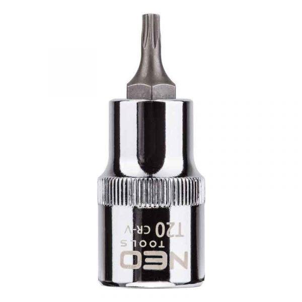 Nasadni ključ Torx 12 T20-T70 55 mm NEO 08-75008-759