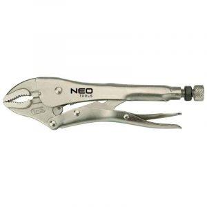 Pametna kliješta zaobljene čeljusti 180250 mm NEO 01-21501-216