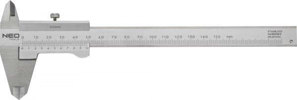 Pomično mjerilo DIN 862 150 mm NEO 75-001