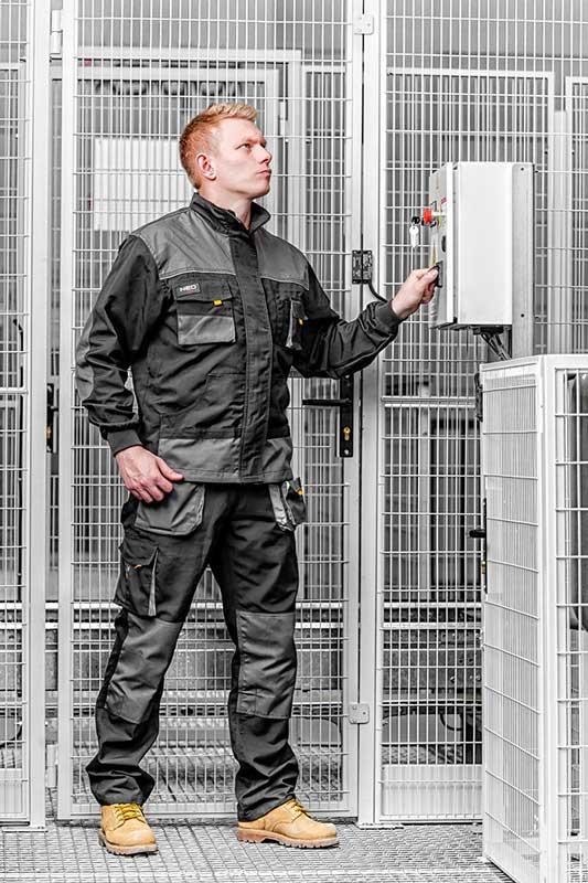 Radna jakna S-XXL NEO -81-210