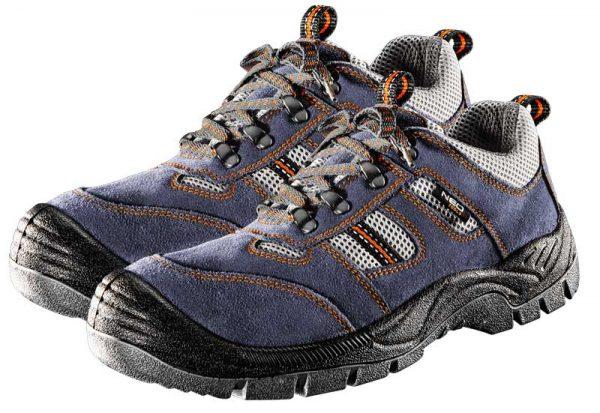 Radne cipele brušena koža NEO 82-030