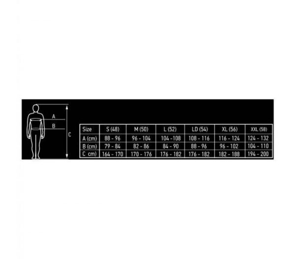 Radne hlače s naramenicama S-XXL NEO 81-140-