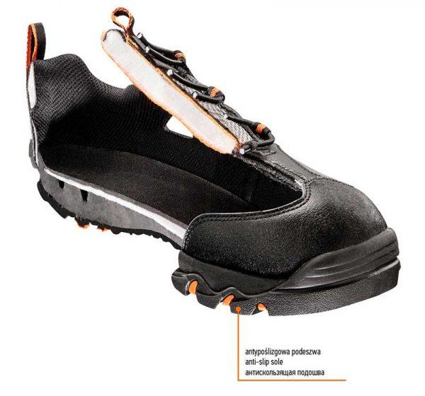 Radne sandale OB NEO 82-721