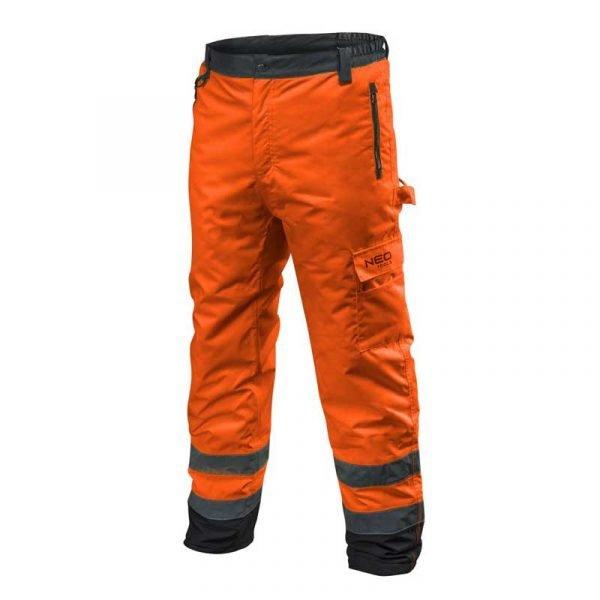 Reflektirajuće izolirane hlače S-XXXL NEO 81-760/81-761