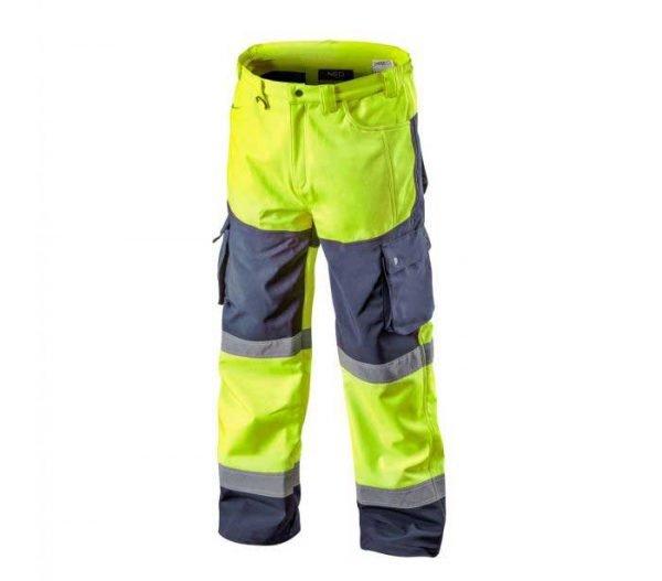 Reflektirajuće zimske hlače S-XXXL NEO 81-750/81-751