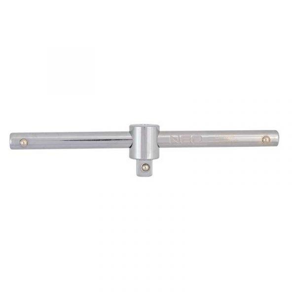 Ručica s kliznim adapterom 14 110 mm NEO 08-256