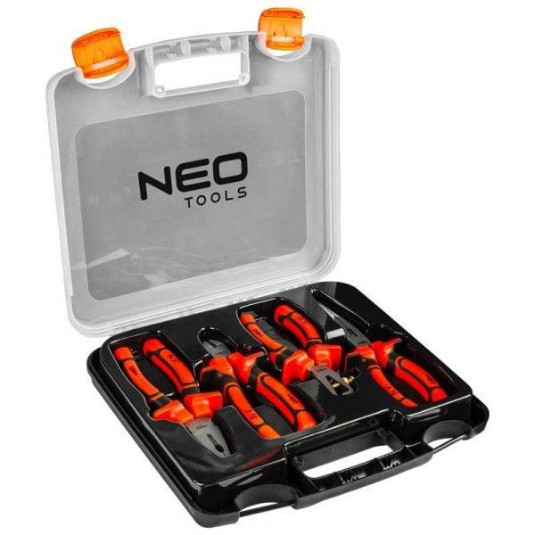 Set kliješta za električare 4 kom 1000 V NEO 01-304