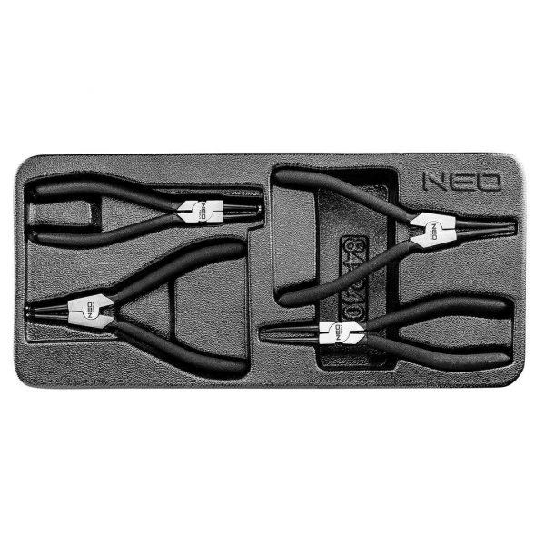 Set kliješta za osigurače 4 kom NEO 84-240