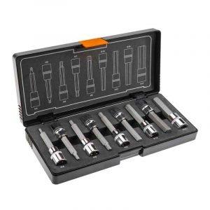 Set nasadnih ključeva inbushex 12 9 kom NEO 08-706