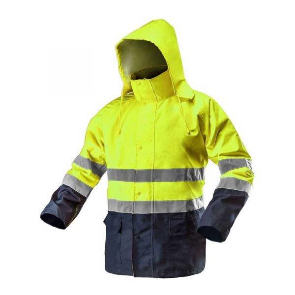 Vodonepropusna reflektirajuća jakna S-XXXL NEO 81-72081-721