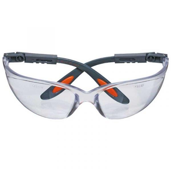 Zaštitne naočale podesive bijele NEO 97-500