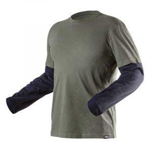 Camo majica dugih rukava S-XXL NEO 81-616