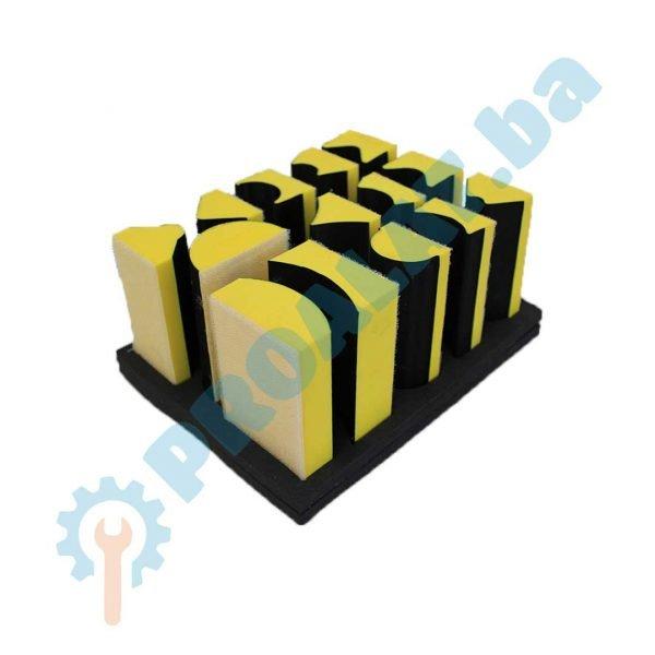 Set blokova za brušenje 14/1 AIRPRO SB14K