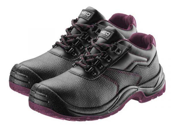 Ženske radne kožne cipele S1 SRC CE 36-41 NEO