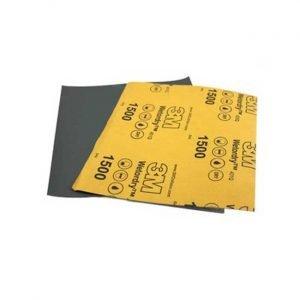 3M Vodobrusni papir P1500-P2500 401Q