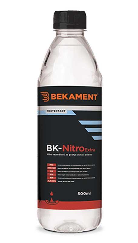 BEKAMENT Nitro razrjeđivač 500-900 ml BK-Nitro extra