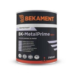 BEKAMENT Osnovni premaz za metal 750 ml BK-MetalPrime Nitro