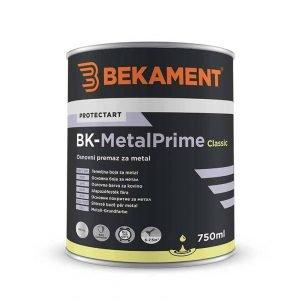 BEKAMENT Osnovni premaz za metal 750 ml BK-MetalPrime classic
