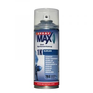 Bezbojni lak u spreju 1k 400 ml SPRAYMAX