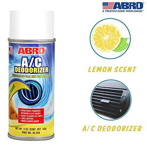 Dezodorans za klima uređaj limun 142 g ABRO (2)