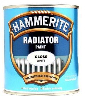 HAMMERITE Sprej radijator bijeli 400 ml