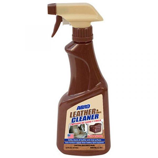 Krema za čišćenje kože i vinyla 472 ml ABRO