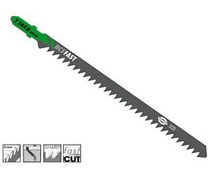 Nož za ubodnu pilu drvo 4.0 x 125 mm HAWERA