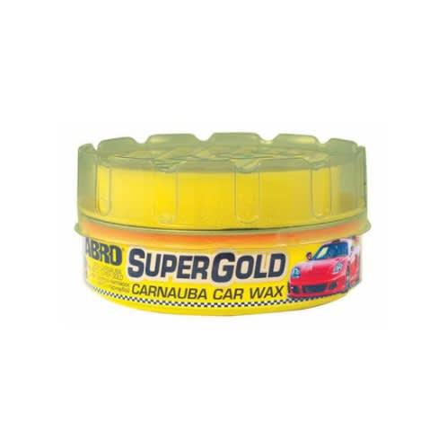 Pasta za poliranje super zlatna 230 g ABRO