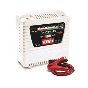 Punjač akumulatora 12V-24V TOURING 15 TELWIN