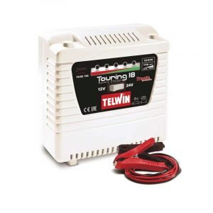 Punjač akumulatora 12V-24V TOURING 18 TELWIN